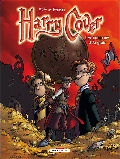 Harry Cover - Tome 2 : Harry Cover T02 Les mangeurs d'anglais