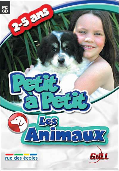 photo Sdll [société De Distribution De Logiciels De Loisirs] Petit à Petit - Les Animaux