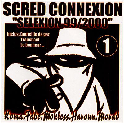 album scred connexion