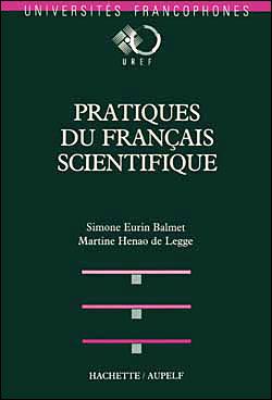 Pratiques du français scientifique