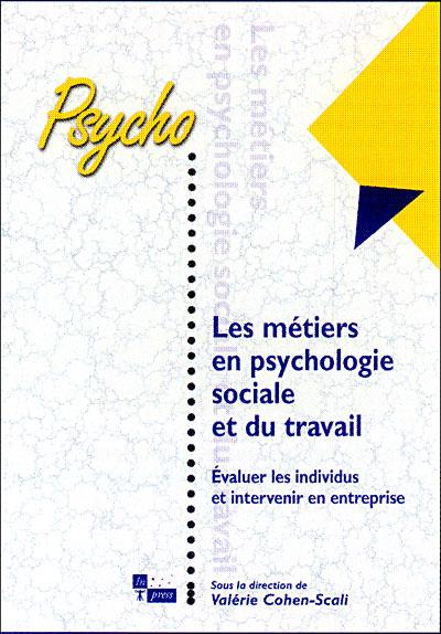 psychologie sociale débouchés