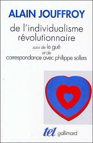 De l'individualisme revolutionnaire