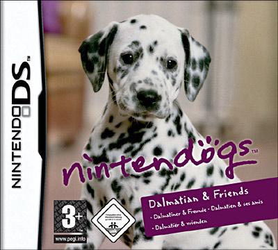 jeux ds nintendogs