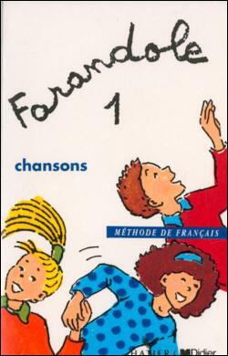 Farandole 1 - Cassette chansons