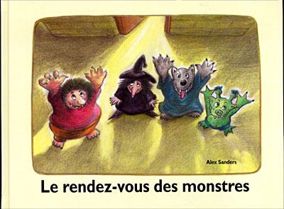 Le rendez-vous des monstres
