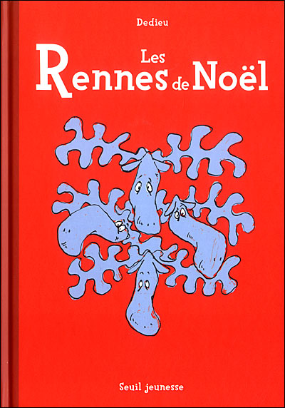 Le rennes de Noel
