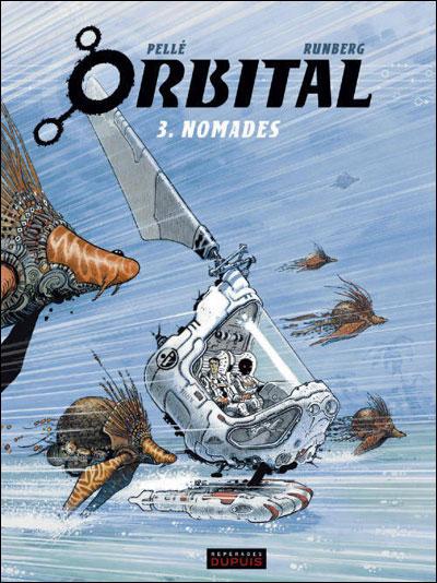 Orbital - Tome 3 : Nomades