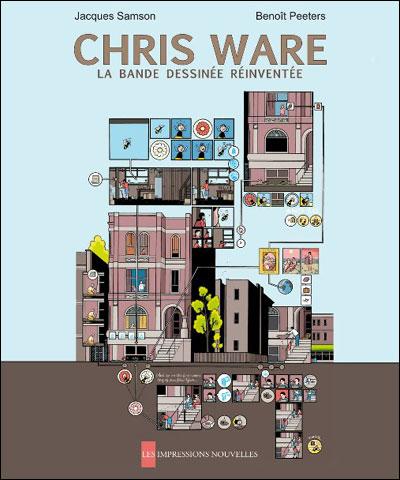 Chris ware, la bande dessinee reinventee