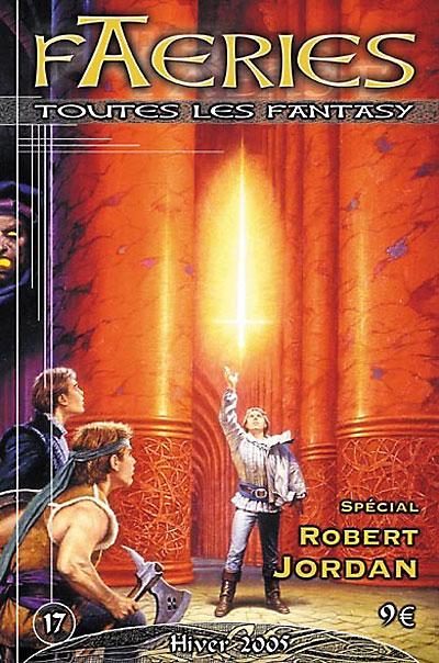 Faeries - Tome 17 : Spécial Robert Jordan