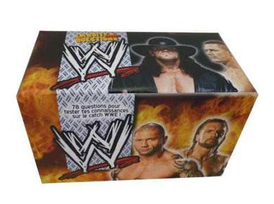 La boîte à questions WWE (World Wretling Entertainment)