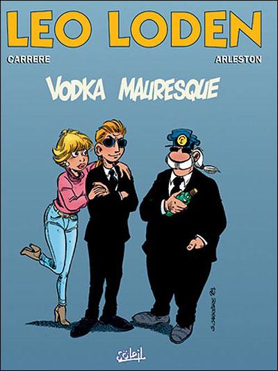 Léo Loden Tome 8 : Vodka mauresque