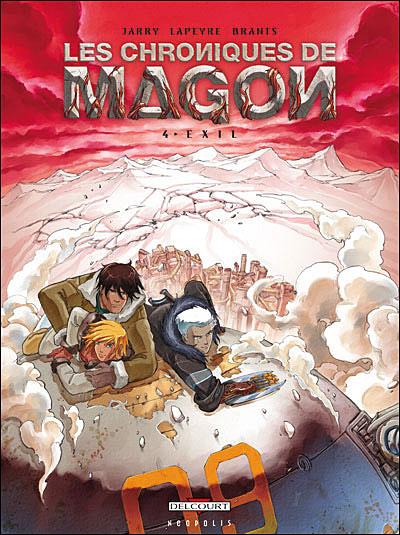 Chroniques de Magon
