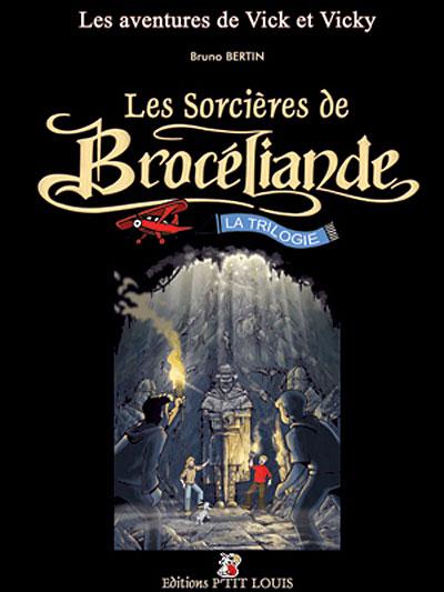 Les sorcières de Brocéliande