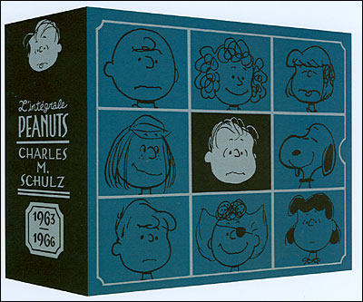 Coffret snoopy & the peanuts t8 + cale