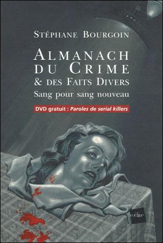L'almanach du crime et des faits-divers