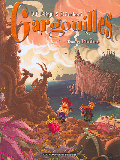 Gargouilles - Phidias Tome 04 : Gargouilles