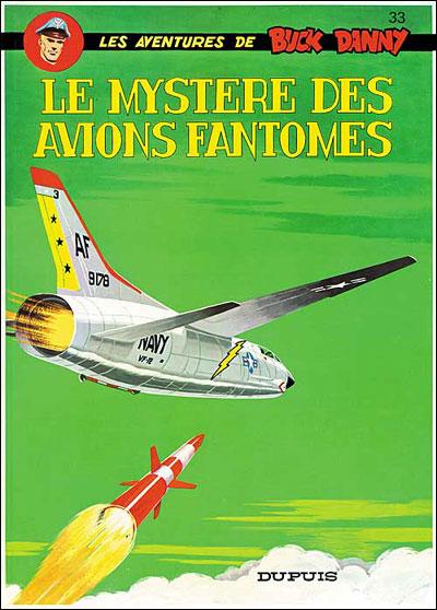 Le mystère des avions fantômes