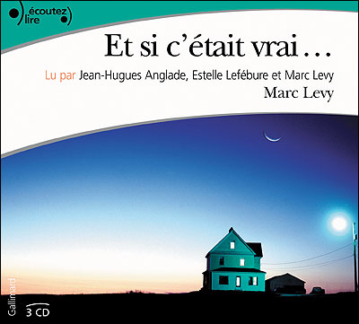 [EBOOKS AUDIO] MARC LEVY Et si c'était vrai [mp3 192kbps]