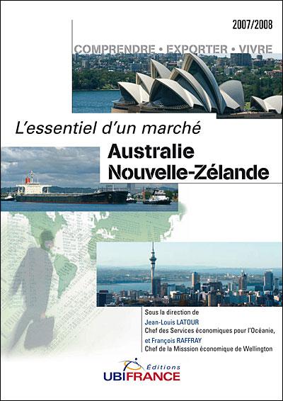 Exporter en Australie et Nouvelle-Zélande