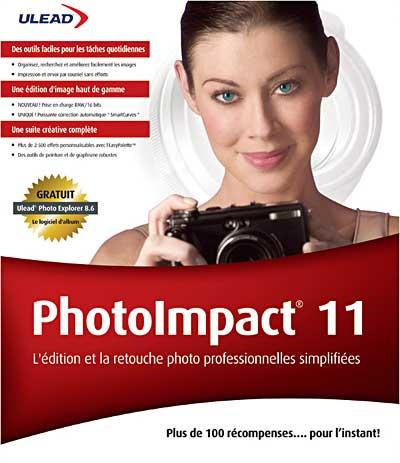 gratuitement photoimpact 11