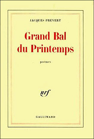 Grand bal du printemps (suivi de) Charmes de Londres