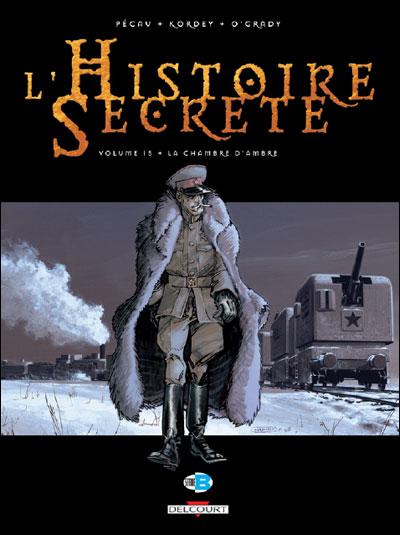 Histoire secrètes T15 La chambre d'Ambre