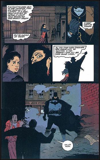 Batman - Gotham by Gaslight - Mike Mignola, Brian Augustyn, Eduardo Barreto  - cartonné - Achat Livre | fnac