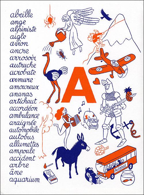L Abecedaire Illustre De Stanislas Cartonne Stanislas Barthelemy Achat Livre Fnac