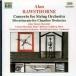 Concerto pour orchestre à cordes - Divertimento pour orchestre de chambre...