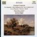 Concerto pour clarinette  / op.31 - Bagatelles (5) / op.23a - Soliloquies (3) / op.28 - Severn Rhapsody...