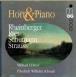 Romantische Musik Für Horn Und Klavier