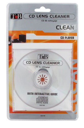 CD de nettoyage T'nB