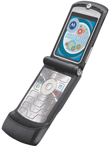 Motorola RAZR V3 Noir