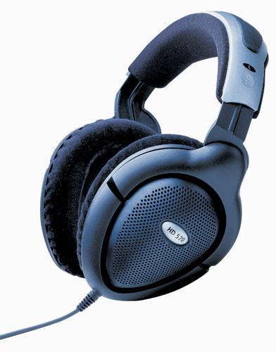 Sennheiser Hd 570 Casque Audio Achat Prix Fnac