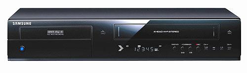 samsung dvd vr475 combin lecteur enregistreur dvd vhs achat prix fnac. Black Bedroom Furniture Sets. Home Design Ideas