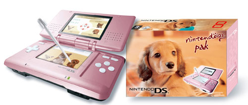 NINTENDOGS DS TÉLÉCHARGER TECKEL