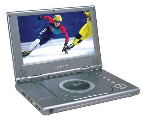 chargeur lecteur dvd portable darty