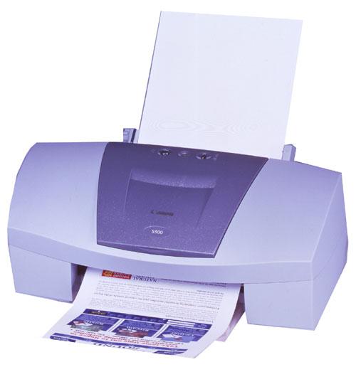 pilote pour imprimante canon s500