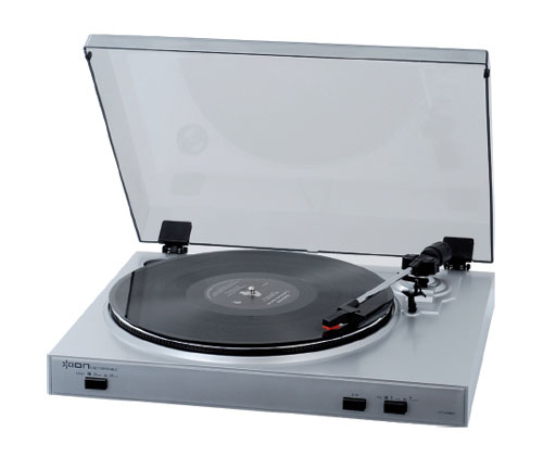 ion itt usb 05 platine vinyle achat prix fnac. Black Bedroom Furniture Sets. Home Design Ideas