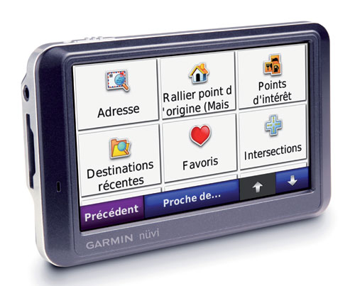 garmin n vi 760 navigateur gps automobile 4 3 po grand cran gps auto achat prix fnac. Black Bedroom Furniture Sets. Home Design Ideas