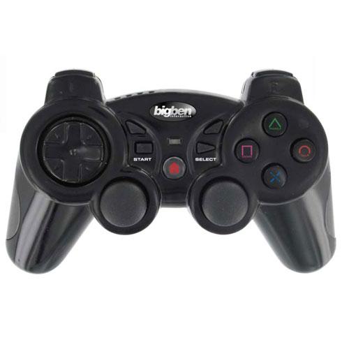 Bigben Manette Gyroscopique Radio Fréquence 24 GHz pour PlayStation 3 et PC