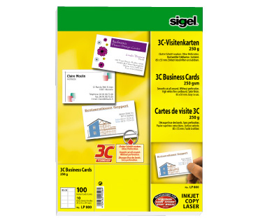 Sigel Business Card 3C LP800