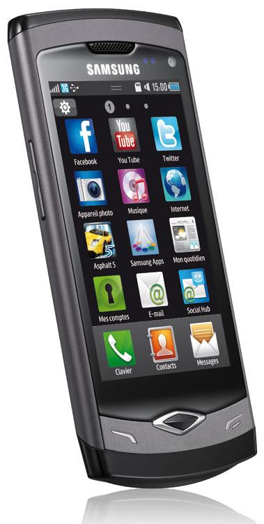 Samsung wave s8500 smartphone achat prix fnac altavistaventures Choice Image