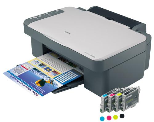 logiciel imprimante epson stylus dx3850
