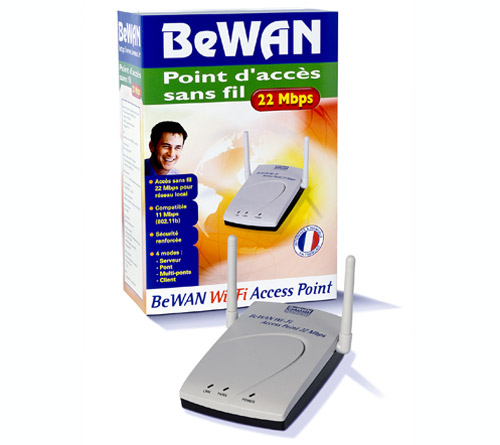 Bewan Access Point Driver for Windows