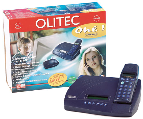 OLITEC Modem WavePhone Driver Download