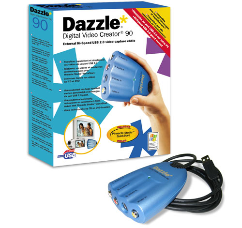 DAZZLE DIGITAL VIDEO CREATOR 90 TREIBER WINDOWS 10