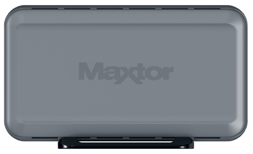 driver disque dur externe maxtor