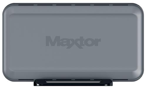 pilote disque dur externe maxtor