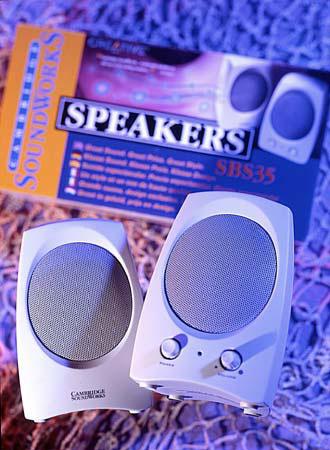 CREATIVE SBS35 DESCARGAR DRIVER
